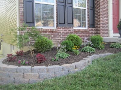 Best pictures_ images and photos about small front yard landscaping ideas _homedecor _gardendecor _ (10)