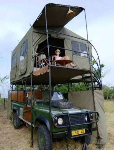 CAMPING EQUIPMENT AND VEHICLES 101
