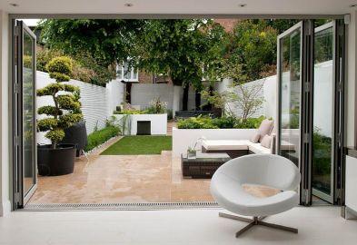 City Garden Design Wandsworth Common Westside _ Belderbos Landscapes _ The Luxury Game