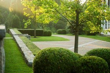 Classic traditional landscape