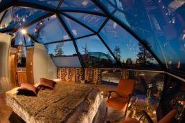 Destination WIN__ Hotel Kakslauttanen in Finland_ Perfect for Stargazing