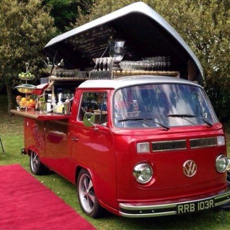 Dishfunctional Designs_ Awesome Repurposed and Revamped VW Volkswagen Van Food Trucks