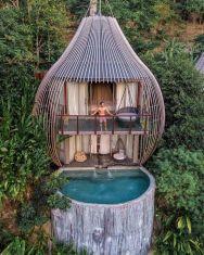 En Phuket_ un bungalow impresionante _piscinas _paraíso _resorts