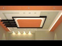 False Ceiling Design For Kitchen Bedroom Living Room WIth Fan 2018 _ Lighting Installation Ideas _ Y
