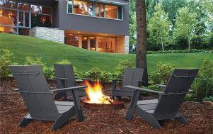 Fascinating modern fire pit metal ring decoration ideas trends for 2019. _firepitdesign _outdoorfirepit _backyard _homedecor