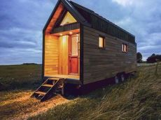 French tiny house L_Odyssée has a different take on the living room