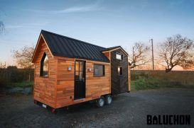 French tiny house comfortably fits family of three _ Curbedclockmenumore_arrow _ Featuring a private
