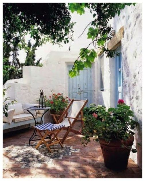 Great outdoor design ideas in traditional farmhouse style _ My desired home