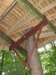 Hardware based largely on zipline technology has revolutionized treehouse design and construction_ s