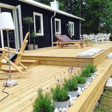Incredible wood deck balcony ideas just on shopy home design