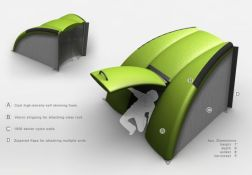 LIFElink Emergency Shelter by Jordan Cleland