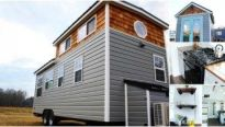 Luxurious and Spacious Tiny House on Wheels for Sale for _89_500 _ Tiny Houses