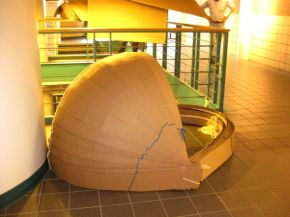 MIAD Cardboard Shelter Project by Ashley Modlinski at Coroflot.com