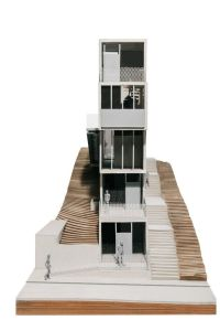 Model_ front view