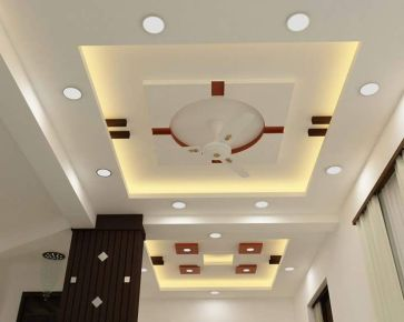 Modern False Ceiling Designs. We all seek to beautify our home_ and the living room that is one of the main rooms.