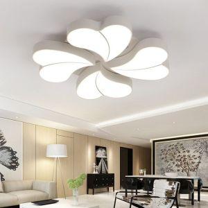Online Shop DIY Flower LED Ceiling Light Modern Living Room Ceiling Lamps Bedroom Indoor Lighting Ho
