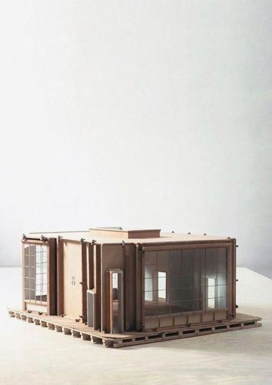 Philippe de Gobert Studio 8 model 30x60x60 cm _Interior3DDesign