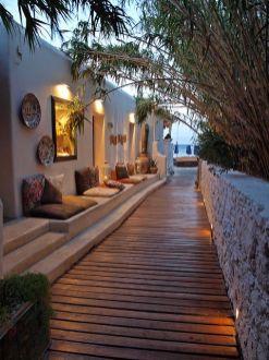 Road for Psarrou Beach _ Mykonos _ Nikos Koutoulas