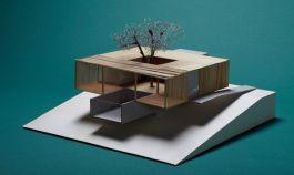 Rural retreat by Martin Gomez Arquitectos