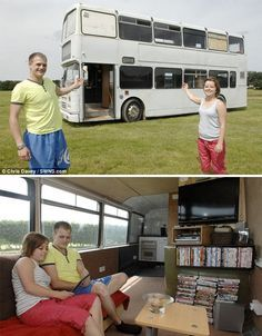 School's Out Forever_ 12 Crazy DIY Converted Bus Homes