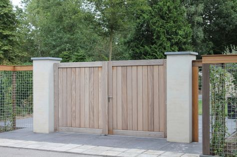 Strakke poort. Wow_