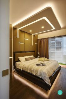Stylish Modern Ceiling Design Ideas _ Engineering Basic (19)