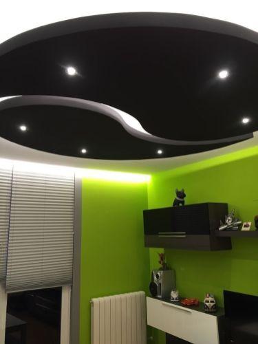 Stylish Modern Ceiling Design Ideas _ Engineering Basic (23)