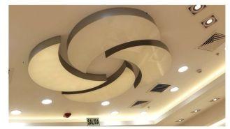 Stylish Modern Ceiling Design Ideas _ Engineering Basic (33)