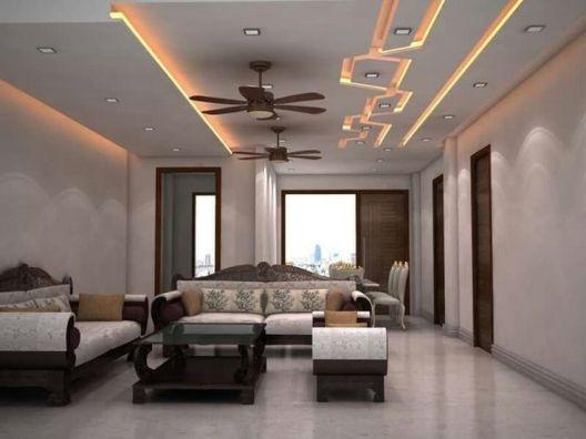 Stylish Modern Ceiling Design Ideas _ Engineering Basic (35)