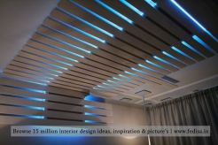 Stylish Modern Ceiling Design Ideas _ Engineering Basic (37)