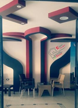 Stylish Modern Ceiling Design Ideas _ Engineering Basic (42)