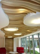 Stylish Modern Ceiling Design Ideas _ Engineering Basic (51)