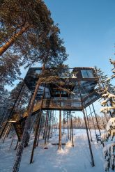 Sweden's newest travel idyll is (literally) a soaring marvel of design _ archdigest.com