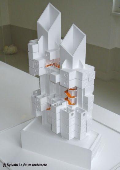 Sylvain Le Stum Architecte_ L'architecture_ le patrimoine et l'urbanisme comme thèmes de recherche
