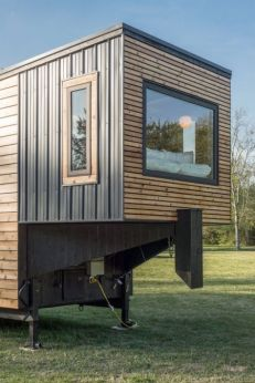 The Escher Tiny House on Wheels by New Frontier Tiny Homes_ Built for Family of Three_ (1)