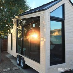 The Nest_ a gorgeous modern tiny house available for rent in Phoenix_ Arizona_