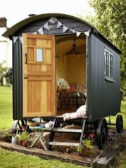Tiny house_ living in a small space_ plans_ interior cottage DIY_ modern small house on wheels_ Tiny (1)