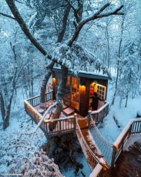 Tree house in Maine _ Imgur