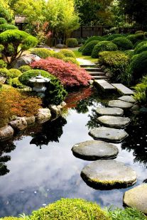 Zen Gardens & Asian Garden Ideas (68 images) _ InteriorZine
