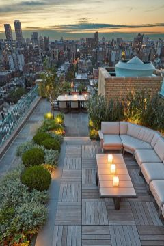 "coolchicstylepensiero_ ""Cool Chic Style Fashion _ Central park rooftop """