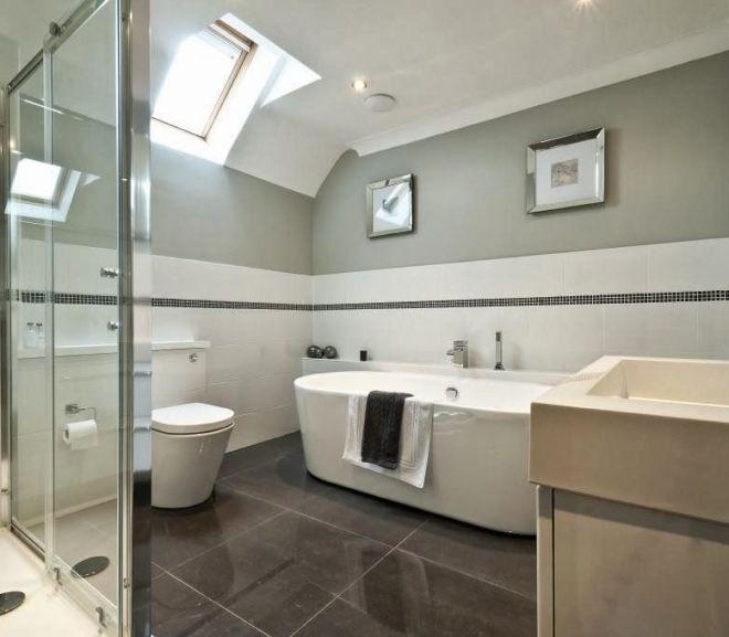 76 Amazing Modern Bathroom Design Ideas