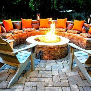 fire pit ideas _firepit _seatingareas _backyardfirepit _backyardideas