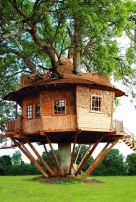 i always wanted a tree house... my kids are def getting one