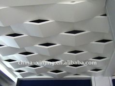 modern design decorative ceiling plank