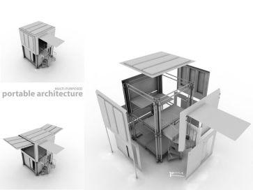 portable architecture by picopix.deviantart.com on _deviantART