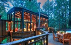 tree houses for adults _ Adult tree house _ Treehouses_