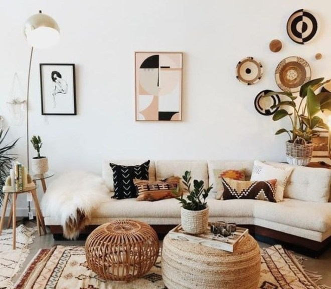 35 Easy and Cheap DIY Projects to Make Your Living Room a Better Cozy