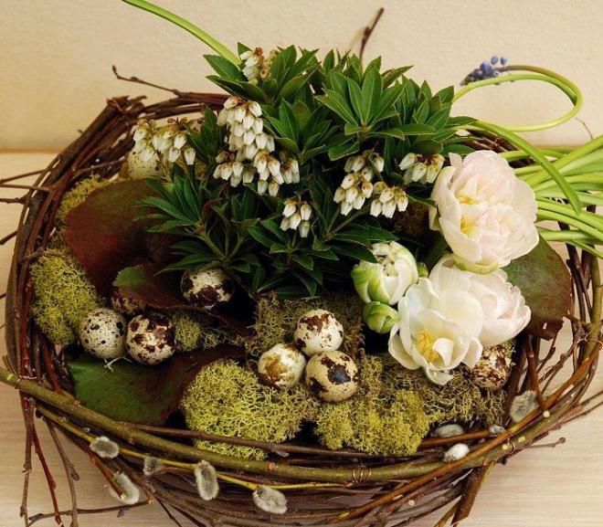 10 Creative Easter Floral Designs