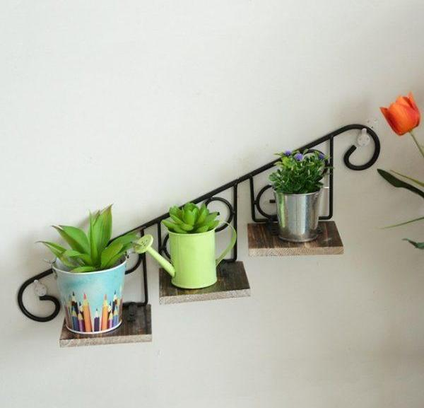 10 Creative wall shelves ideas