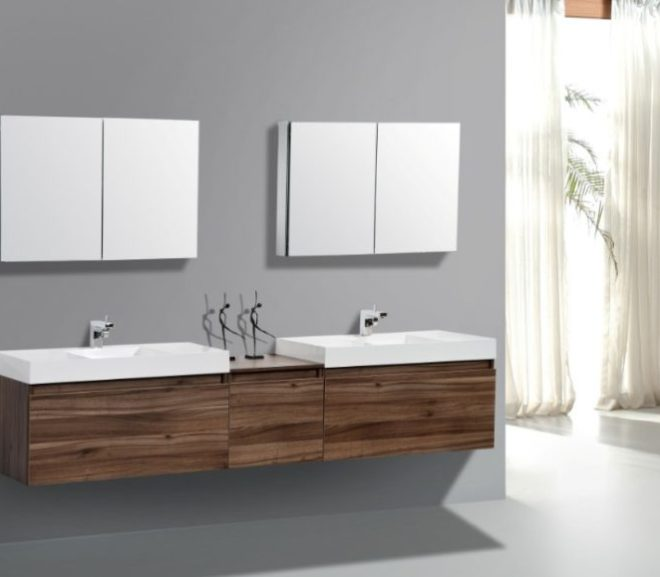 Enjoy Your Bath Time With These Beautiful Design of Bathroom Mirror Ideas